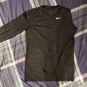 2 Men's dri-fit Nike shirts